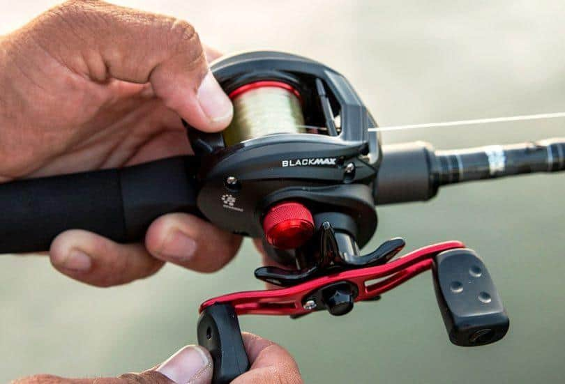 Abu Garcia Black Max Review