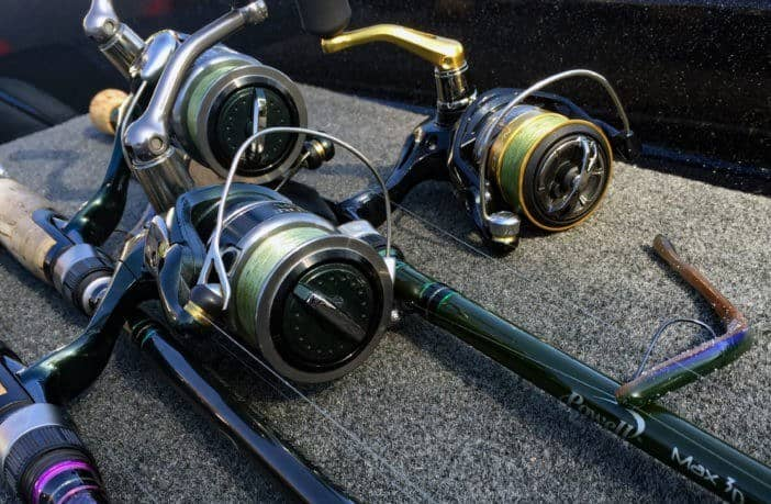 Best Spinning Rod and Reel Combo for Bass - Catfish Sutton